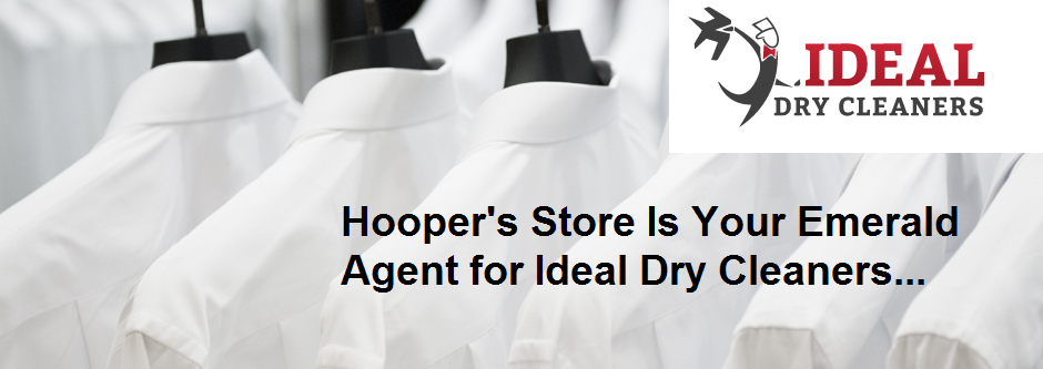 Dry Cleaning Service Emerald Qld Hoopers Store Emerald